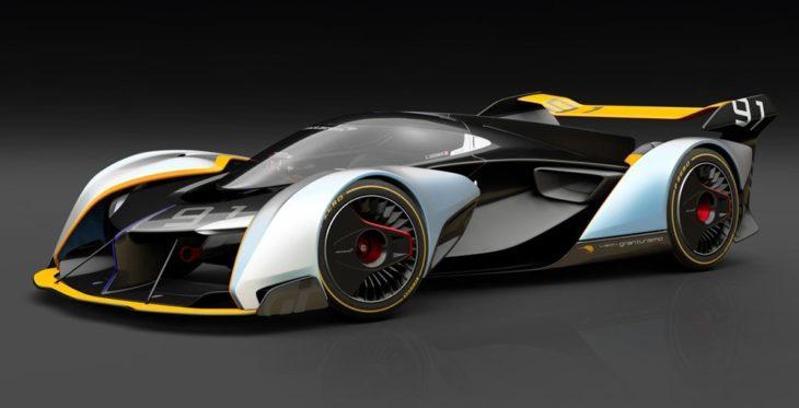 McLaren Ultimate Vision GT for PS4 Gran Turismo Sport 00 730x373 at McLaren Ultimate Vision GT Virtual Race Car