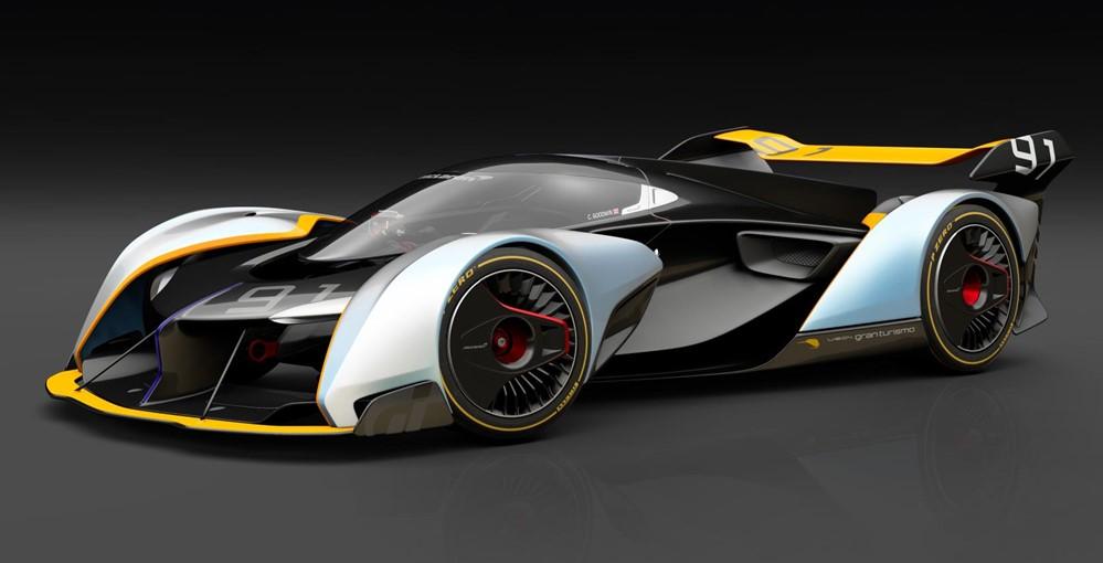 mclaren ultimate vision gt virtual race car. Black Bedroom Furniture Sets. Home Design Ideas