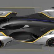 McLaren Ultimate Vision GT for PS4 Gran Turismo Sport 01 175x175 at McLaren Ultimate Vision GT Virtual Race Car