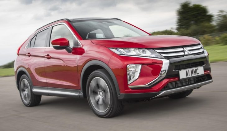 Mitsubishi Eclipse Cross 000 730x423 at Mitsubishi Eclipse Cross Priced from £21,275 in UK