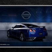 Nissan 1280x1024 Blue 175x175 at Car Brands HD Wallpapers   by Motorward