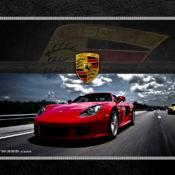 Porsche 1280x1024 175x175 at Car Brands HD Wallpapers   by Motorward