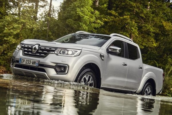 Renault Alaskan EU 4 600x401 at Things to Know Before Driving Off Road