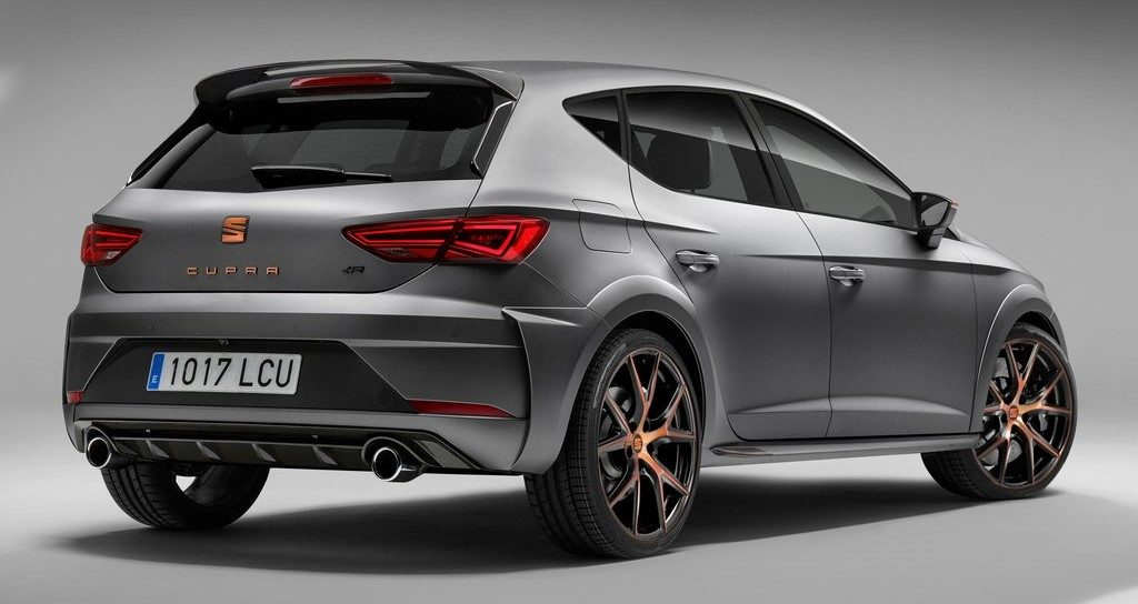 Seat Leon Cupra R IAA 2 1024x544 at 2018 SEAT Leon CUPRA R UK Pricing Confirmed