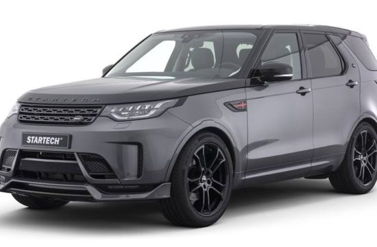 Startech Land Rover Discovery 550x360 at 2017 Startech Land Rover Discovery Body Kit Revealed