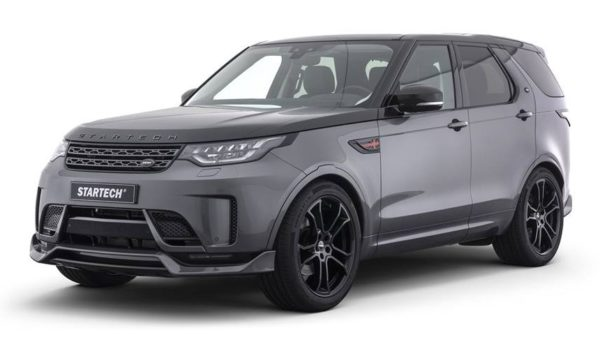 Startech Land Rover Discovery 600x339 at 2017 Startech Land Rover Discovery Body Kit Revealed