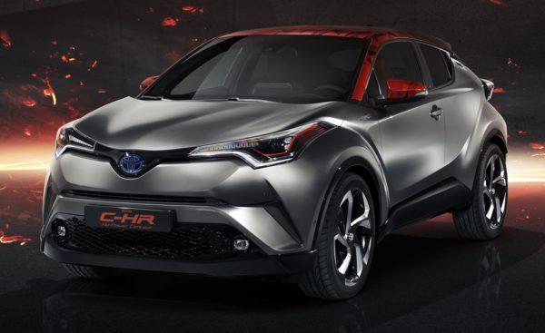 c hr hypowerconcept 3 4av 600x367 at Toyota C HR Hy Power Concept