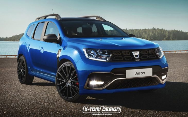 dacia duster gt render 730x456 at Dacia Duster GT Could and Should Happen