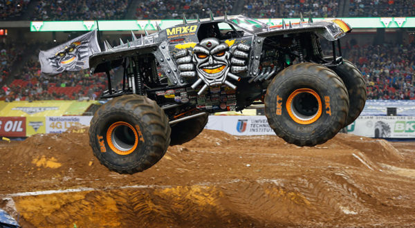 monster truck 2 600x330 at Monster Trucks   Passion for Off Road Adventure