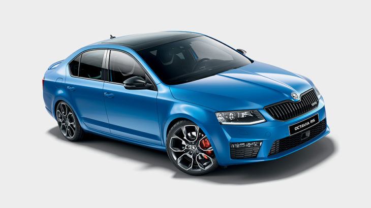 octavia rs design 730x410 at Skoda RS   40+ Years of History