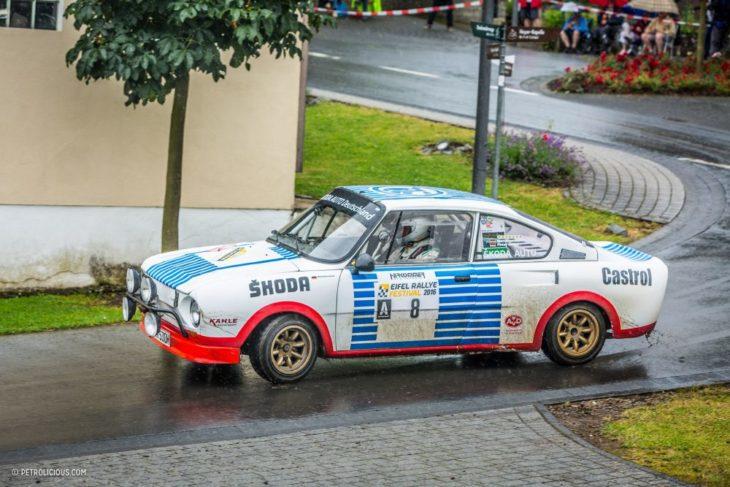 skoda 130 rs rally car 730x487 at Skoda RS   40+ Years of History