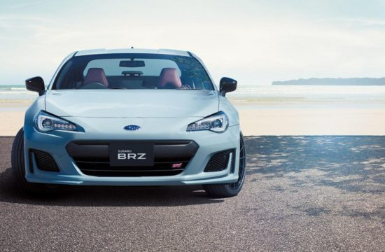 subaru brz sti sport 1 550x360 at 2018 Subaru BRZ STI Sport to Be Sold by Lottery!