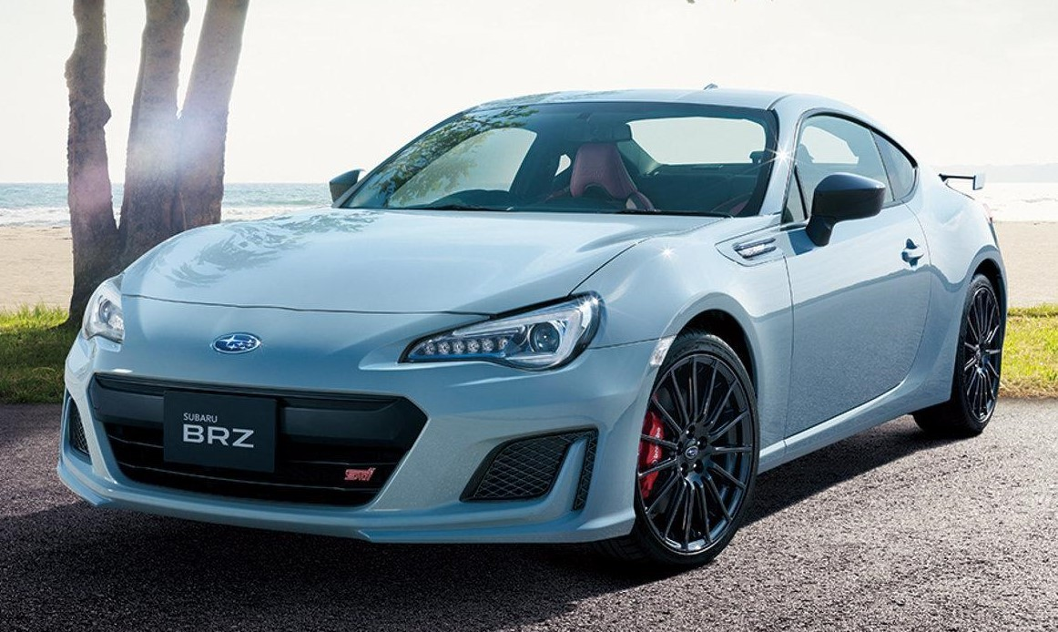 2018 Subaru Brz Sti Sport To Be Sold By Lottery