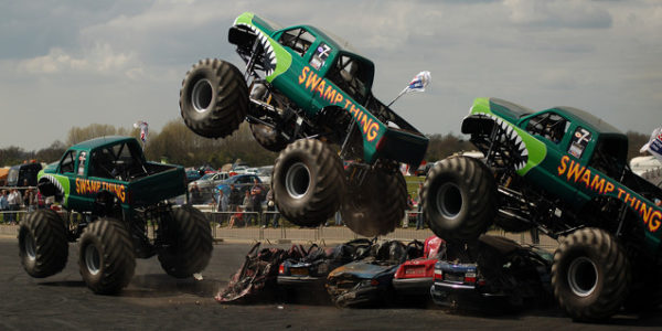 truck fest 600x300 at Monster Trucks   Passion for Off Road Adventure