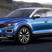 vw t roc 2018 175x175 at New Volkswagen T Roc Priced from £20,425 in the UK