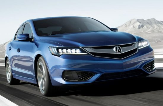01 2018 Acura ILX Special Edition 550x360 at 2018 Acura ILX Launches with New Special Edition Trim