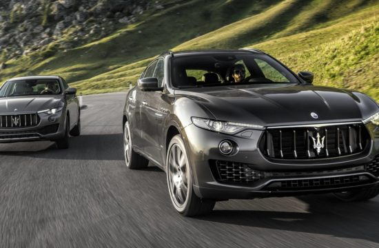 109466maserati 550x360 at 2018 Maserati Levante S Launches in UK from £70,755