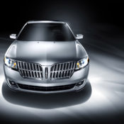2010 Lincoln MKZ Front 2 175x175 at Lincoln History and Photo Gallery