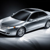 2010 Lincoln MKZ Front Side 2 175x175 at Lincoln History and Photo Gallery