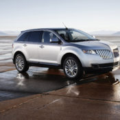 2011 Lincoln MKX Front Side 3 175x175 at Lincoln History and Photo Gallery