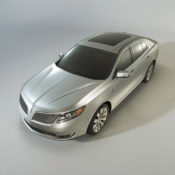 2013 Lincoln MKS Front 5 175x175 at Lincoln History and Photo Gallery
