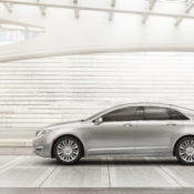 2013 Lincoln MKZ Side 2 175x175 at Lincoln History and Photo Gallery