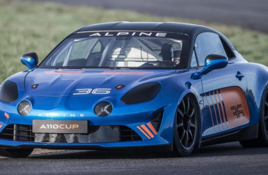 2018 Alpine 110 Cup 0 550x360 at Lighter, More Powerful Alpine A110 Sport in the Works