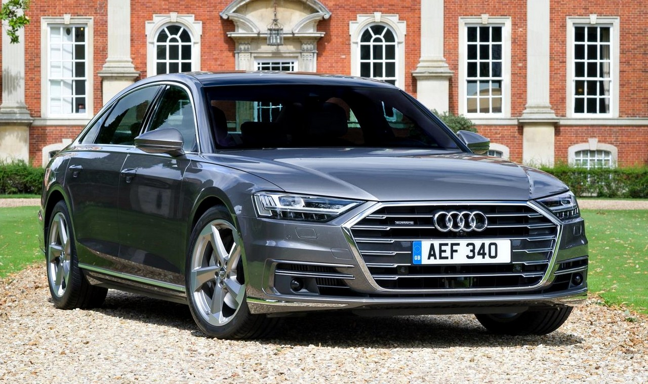 Mclaren Price 2017 >> 2018 Audi A8 (UK-Spec) Priced from £69,100