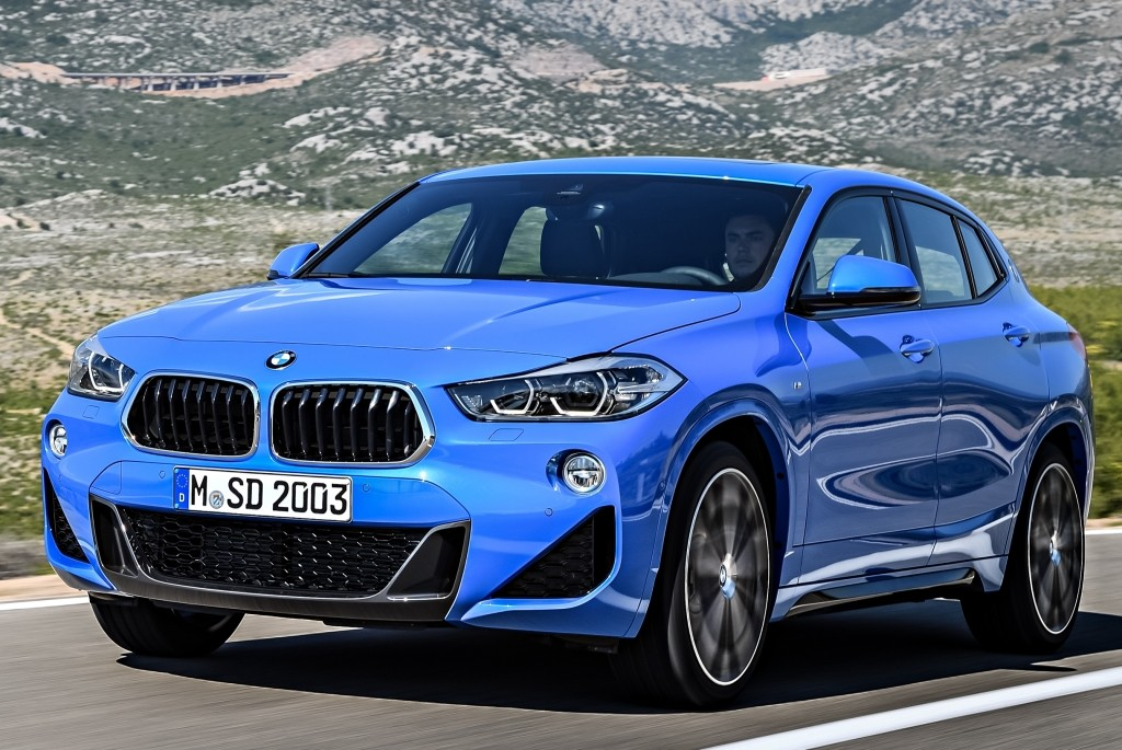 2018 bmw x2 compact crossover goes official. Black Bedroom Furniture Sets. Home Design Ideas
