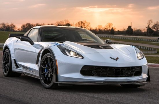 2018 Chevrolet Corvette Carbon65 Edition 000 550x360 at 2018 Corvette Carbon 65 Edition Debuts at SEMA