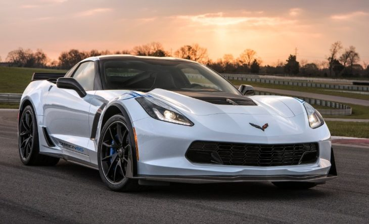 2018 Chevrolet Corvette Carbon65 Edition 000 730x443 at 2018 Corvette Carbon 65 Edition Debuts at SEMA