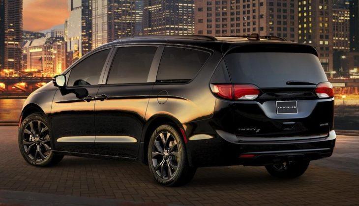 2018 Chrysler Pacifica S Appearance Package 2 730x419 at 2018 Chrysler Pacifica S Appearance Package Is for Gangsta Moms!