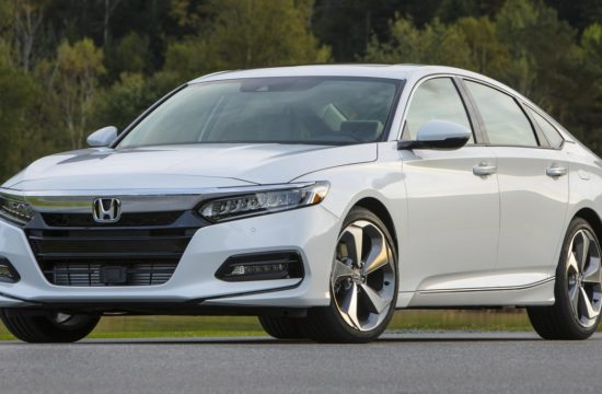 2018 Honda Accord 15T 0 550x360 at 2018 Honda Accord 1.5T Launches in U.S.   MSRP Revealed