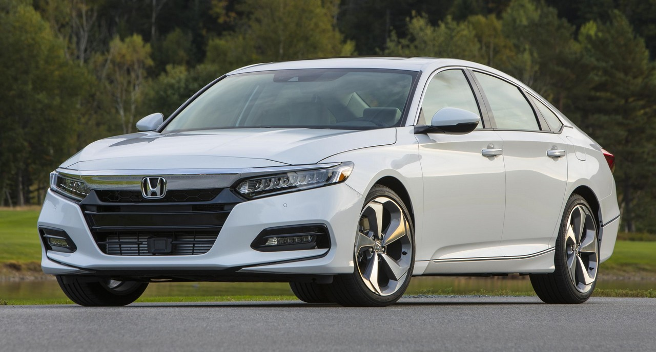 2018 Honda Accord 1.5T Launches in U.S. - MSRP Revealed