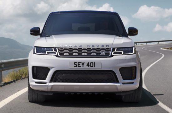 2018 Range Rover Sport Hybrid 0 550x360 at 2018 Range Rover Sport Hybrid Does 101 MPG