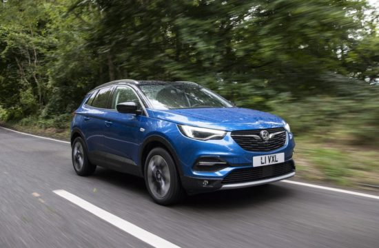2018 Vauxhall Grandland X 0 550x360 at 2018 Vauxhall Grandland X Priced from £22,310
