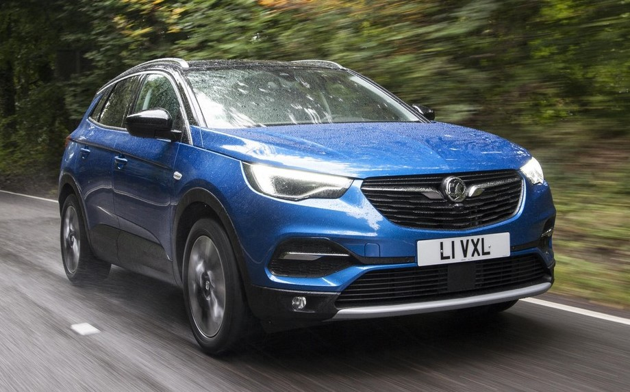 2018 Vauxhall Grandland X Priced From 163 22 310