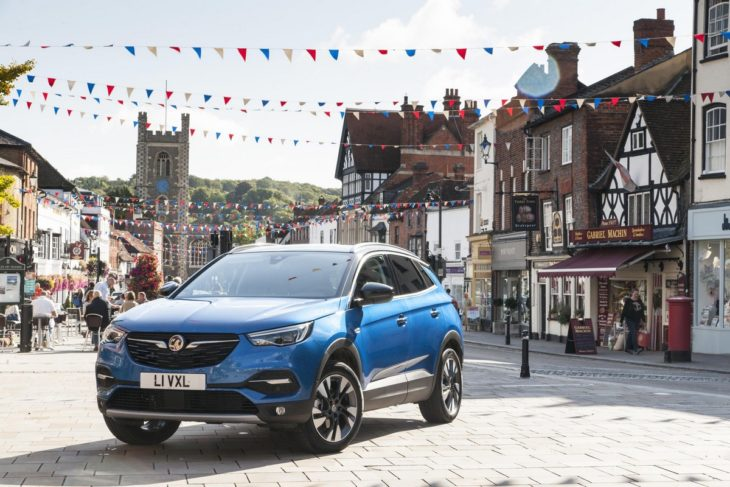 2018 Vauxhall Grandland X 3 730x487 at An English license plate for £ 150,000: The phenomenon of personalised number plates in UK