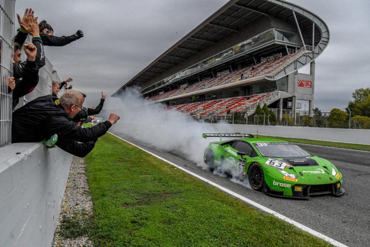 486488 730x487 at Lamborghini Huracán GT3 wins the 2017 Blancpain GT Series