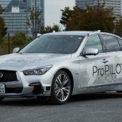 Autonomous Infiniti Q50 3 175x175 at Nissan Testing Next Gen ProPILOT with Autonomous Infiniti Q50