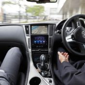 Autonomous Infiniti Q50 4 175x175 at Nissan Testing Next Gen ProPILOT with Autonomous Infiniti Q50