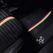 at Abarth 595 Gets a Full Treatment from Vilner