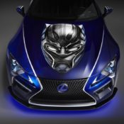Lexus Black Panther Inspired LC 03 175x175 at 2018 Lexus LC Inspiration Series (& Black Panther)