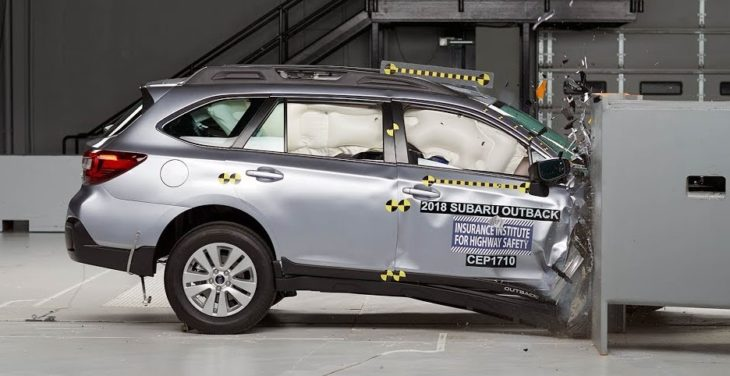 MY18 Outback iihs 730x376 at 2018 Subaru Outback Earns IIHS Top Safety Rating