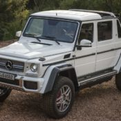 Maybach G650 Landaulet 5 175x175 at Maybach G650 Landaulet Fetches €1.2 Million in Charity Auction