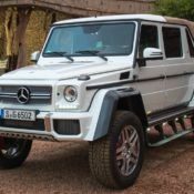 Maybach G650 Landaulet 6 175x175 at Maybach G650 Landaulet Fetches €1.2 Million in Charity Auction