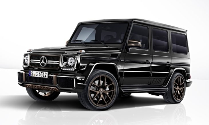 Mercedes AMG G65 Final Edition 1 730x439 at Mercedes AMG G65 Final Edition Costs 310K EUR!