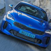 Micro Blue Kia Stinger 1 175x175 at 2018 Kia Stinger Looks Spectacular in Micro Blue