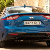 Micro Blue Kia Stinger 13 175x175 at 2018 Kia Stinger Looks Spectacular in Micro Blue