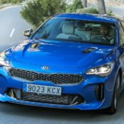 Micro Blue Kia Stinger 3 175x175 at 2018 Kia Stinger Looks Spectacular in Micro Blue